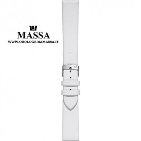 Cinturino bianco morellato 14mm/ strap band