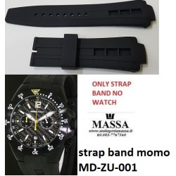 CINTURINO MOMO DESIGN MD-ZU-001 STRAP BAND MOMO DESIGN MD-ZU-001
