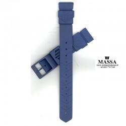 Cinturino TAG HEUR per FORMULA Dark blue 18 mm in gomma